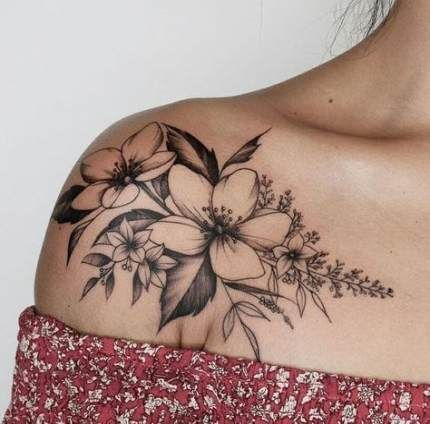 Cute Small Tattoo Designs For Girls Female Women (21)