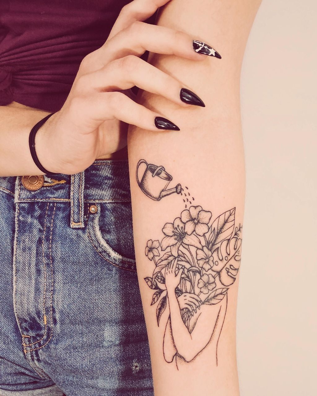 Cute Small Tattoo Designs For Girls Female Women (216)
