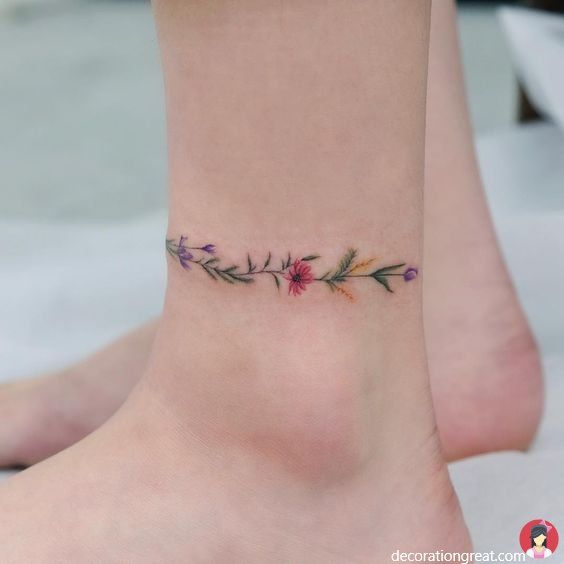 Cute Small Tattoo Designs For Girls Female Women (4)