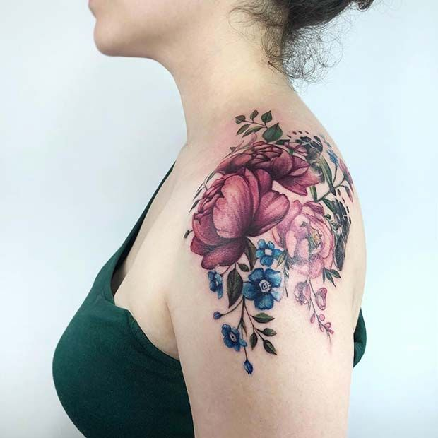 Cute Small Tattoo Designs For Girls Female Women (60)