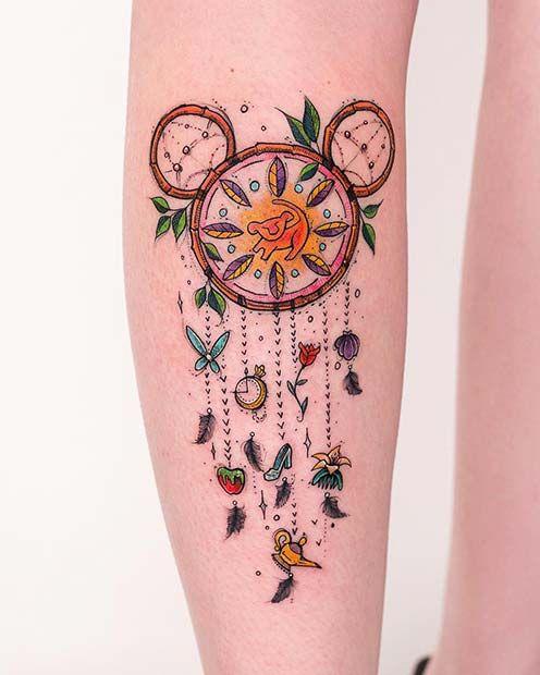 Cute Small Tattoo Designs For Girls Female Women (65)
