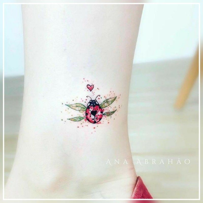 Cute Small Tattoo Designs For Girls Female Women (77)