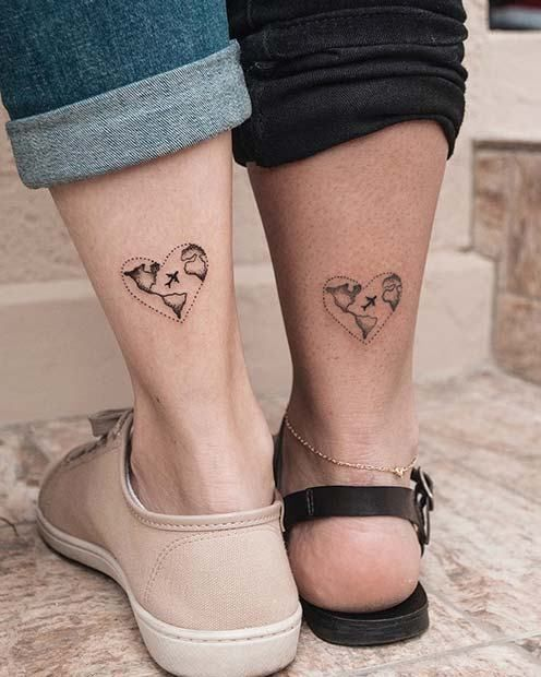 Cute Small Tattoo Designs For Girls Female Women (84)