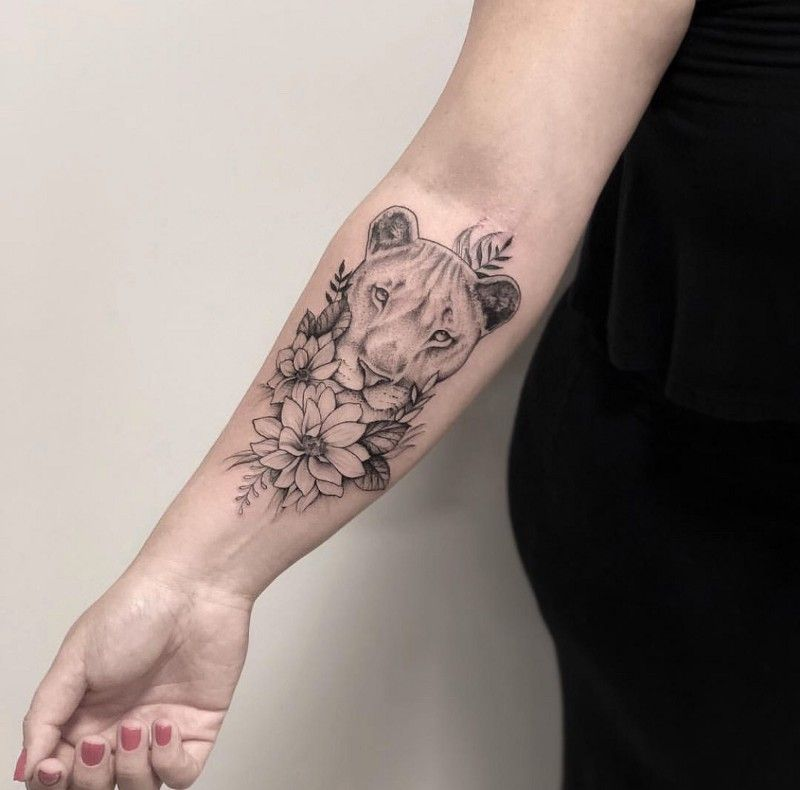 Cute Small Tattoo Designs For Girls Female Women (85)
