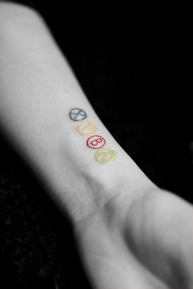 Small Simple Bioshock Tattoo Designs (110)