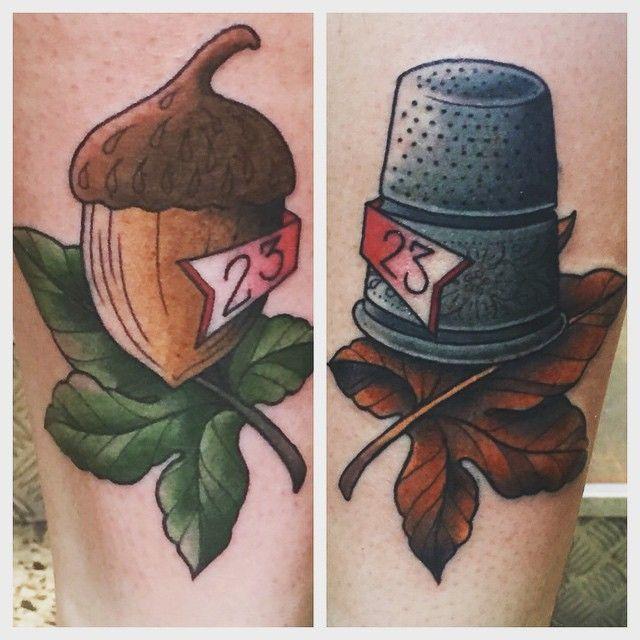 Small Simple Bioshock Tattoo Designs (113)
