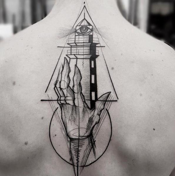 Small Simple Bioshock Tattoo Designs (117)