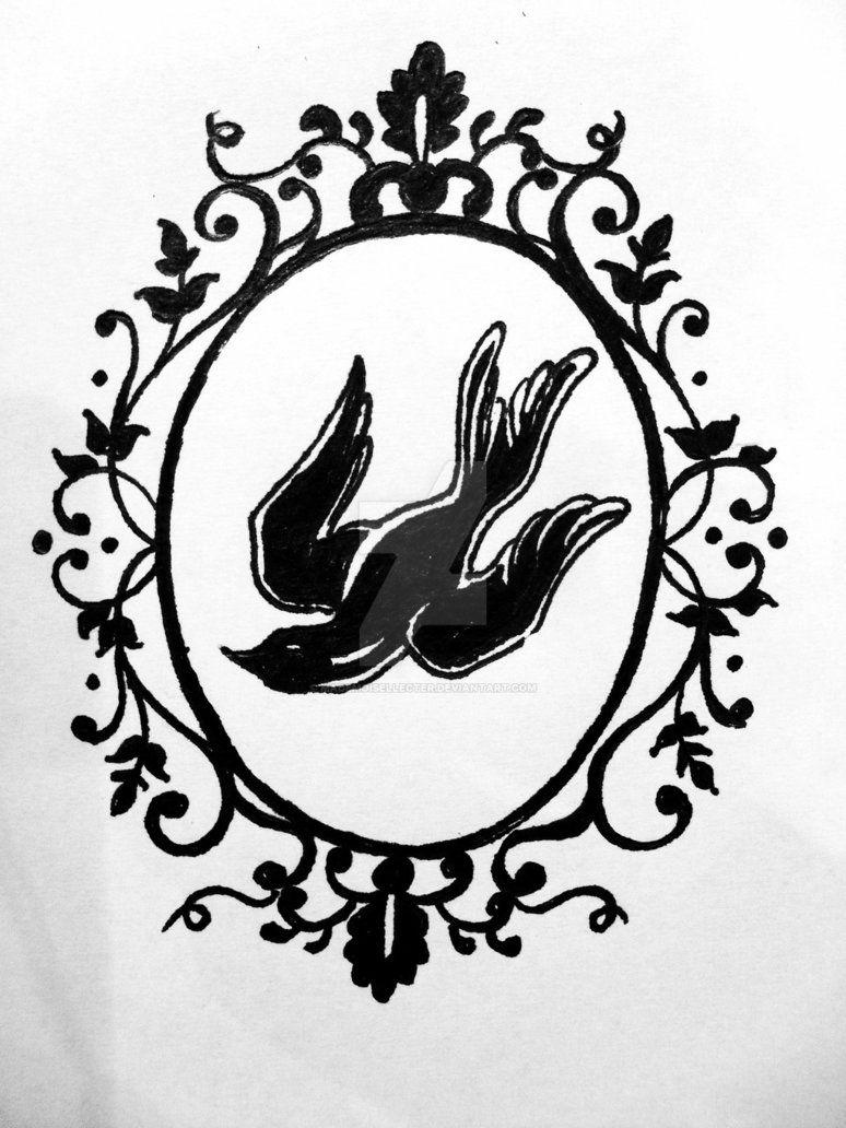 Small Simple Bioshock Tattoo Designs (169)
