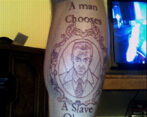 Small Simple Bioshock Tattoo Designs (172)