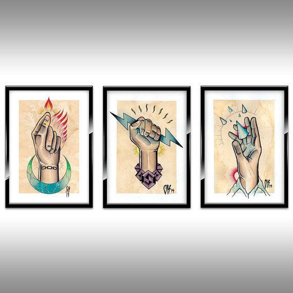 Small Simple Bioshock Tattoo Designs (187)