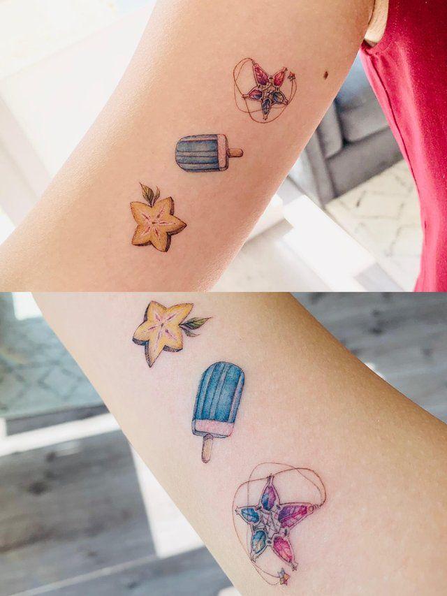 Small Simple Bioshock Tattoo Designs (191)