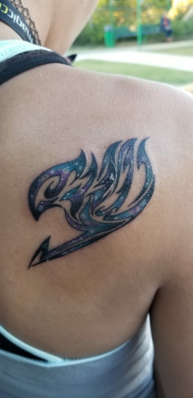 Small Simple Bioshock Tattoo Designs (205)