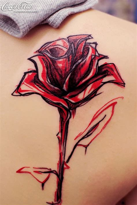Small Simple Bioshock Tattoo Designs (3)