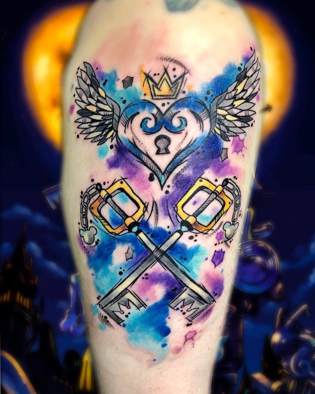 Small Simple Bioshock Tattoo Designs (31)