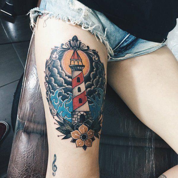 Small Simple Bioshock Tattoo Designs (62)