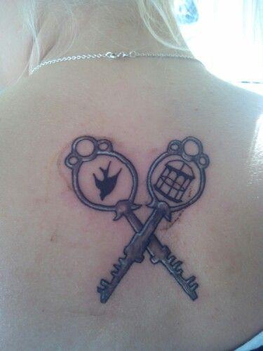 Small Simple Bioshock Tattoo Designs (71)