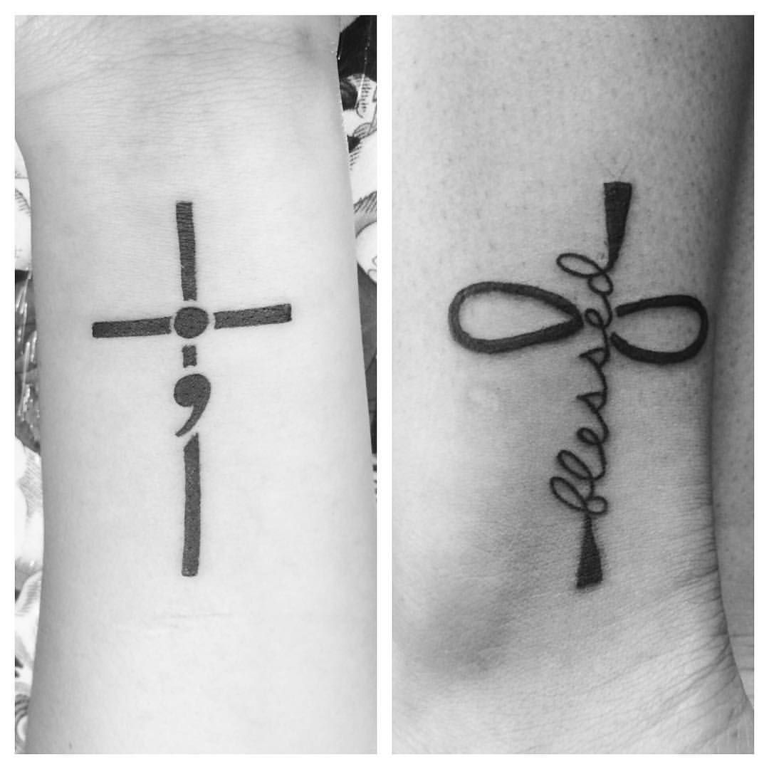 Small Simple Blessing Tattoo Designs (10)