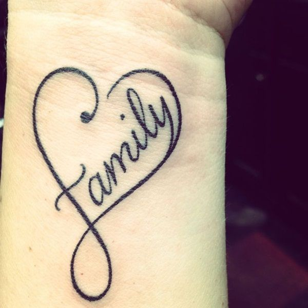 Small Simple Blessing Tattoo Designs (108)