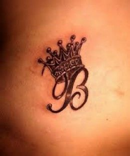 Small Simple Blessing Tattoo Designs (124)