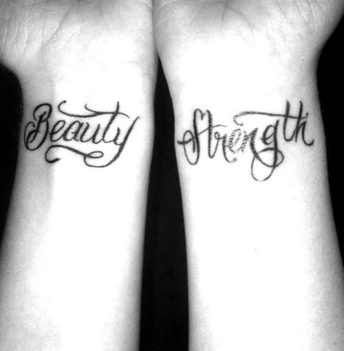 Small Simple Blessing Tattoo Designs (15)