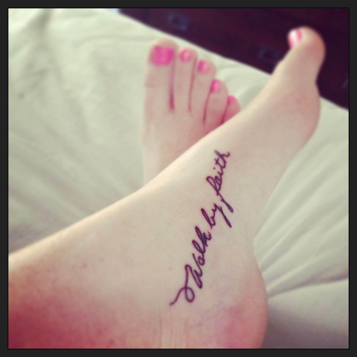 Small Simple Blessing Tattoo Designs (162)