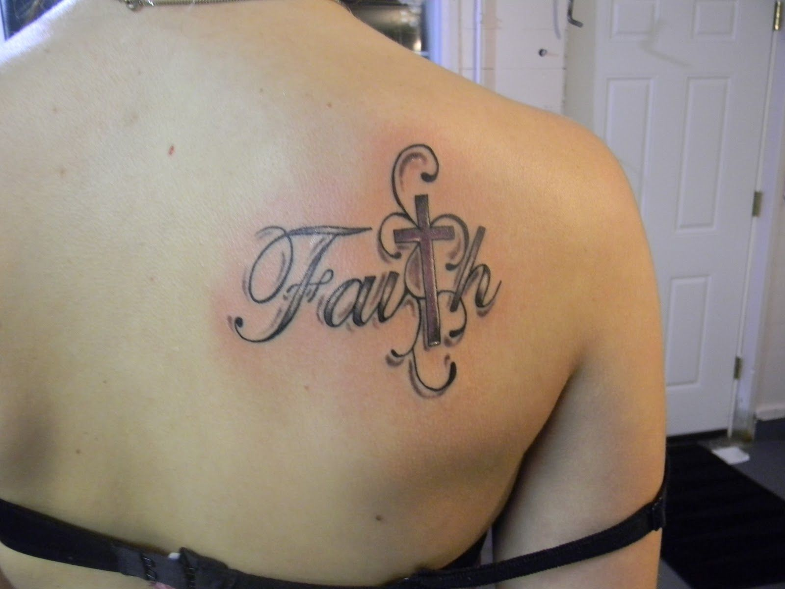 Small Simple Blessing Tattoo Designs (43)