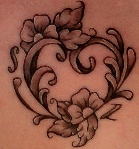Small Simple Blessing Tattoo Designs (54)