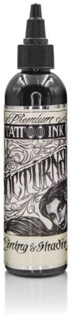 Lining & Shading Black Nocturnal Tattoo Ink