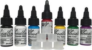 Skin Candy Bloodline Tattoo Ink Set By Bloodline