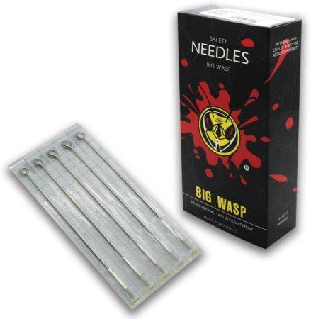 BIGWASP Premium Quality Long Bar Tattoo Needles