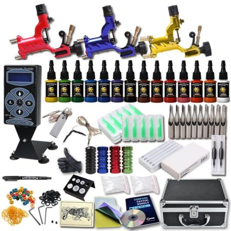 Professional Complete Tattoo Kit by Tattoo-Supply