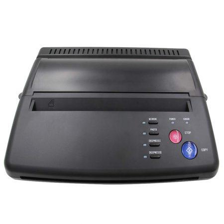 CINRA Black Tattoo Transfer Printer Machine Thermal Stencil Copier Printer