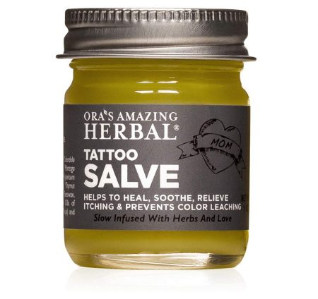 Ora's Amazing Herbal Tattoo Aftercare, Tattoo Salve, Tattoo Care