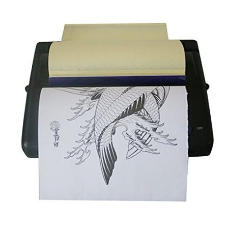 Tattoo Transfer Stencil Machine Thermal Copier Printer By Vinmax