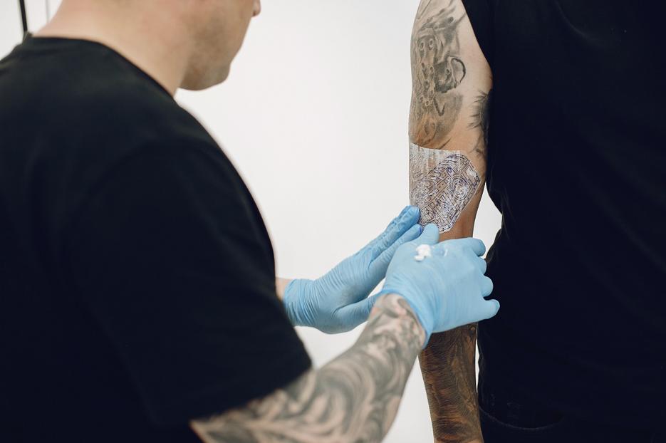 Tattoos Artist 1