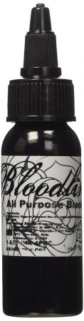 Bloodline Tattoo Ink All Purpose Black 1 Ounce