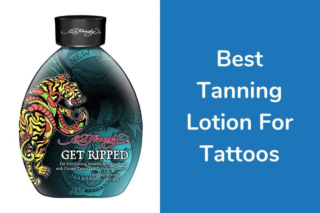 Top 10 Best Tanning Lotion For Tattoos In 2020