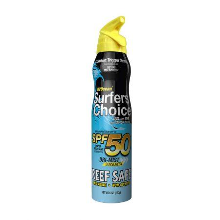 H2Ocean Surfers Choice Tattoo Care protetor solar spray FPS 50