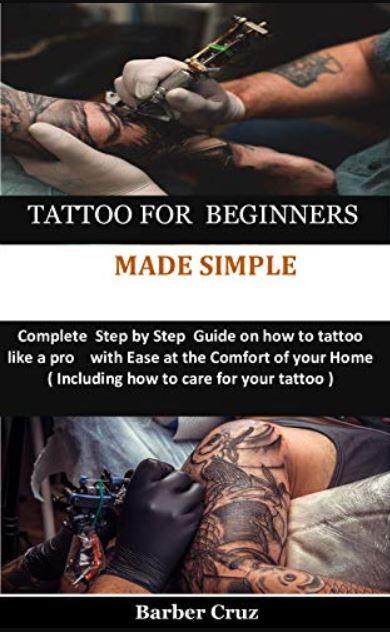 Tattoo For Beginner Book
