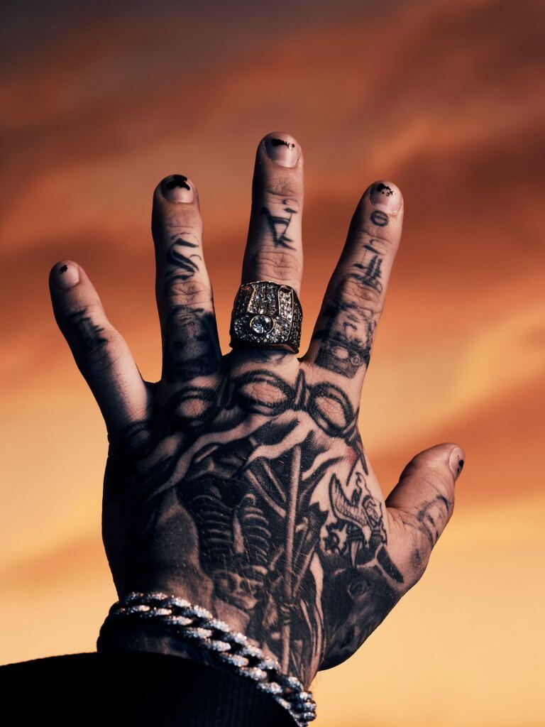 32 Knuckle Tattoo