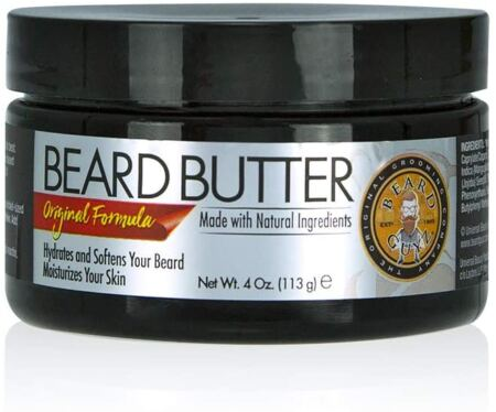Beard Guyz Beard Butter For Your Dry Beard (4 Oz)