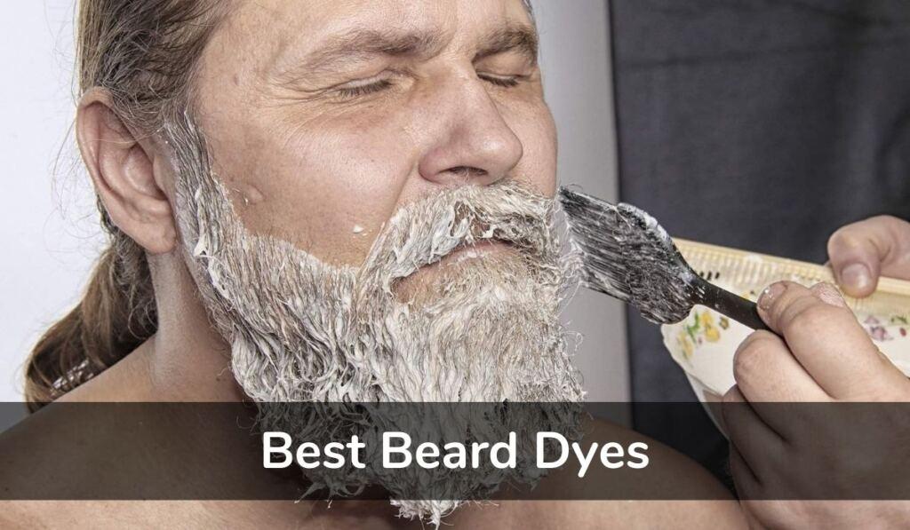 Best Beard Dyes