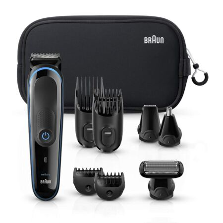 Braun Hair Clippers For Men MGK3980, 9 In 1 Beard Trimmer