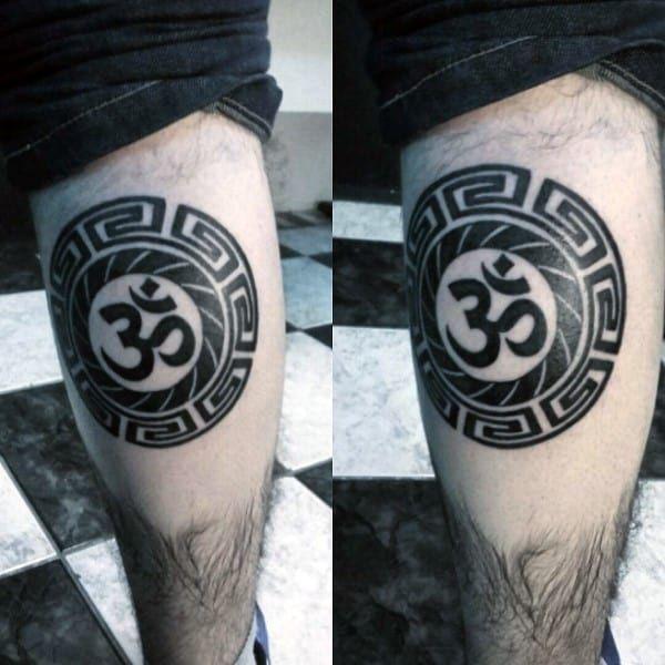 Om Tattoo Designs 19