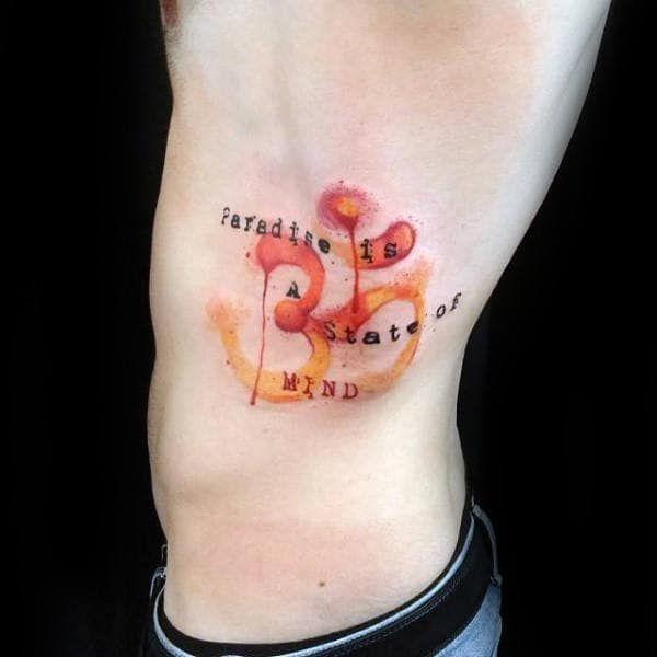 Om Tattoo Designs 22