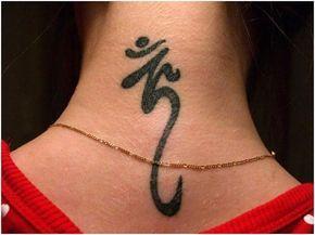 Om Tattoo Designs 23