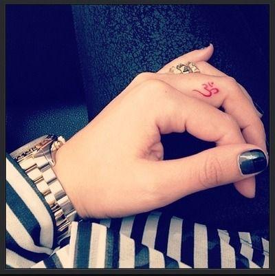 Om Tattoo Designs 25