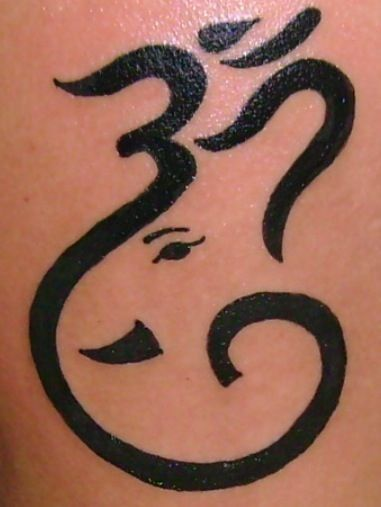 Om Tattoo Designs 28