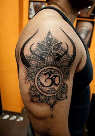 Om Tattoo Designs 77