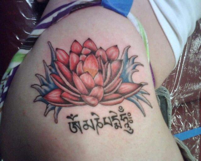 Tattoo Om Mani Padme Hum 1
